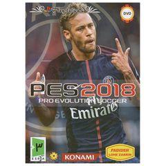 بازی pes 2018 مخصوص PS2