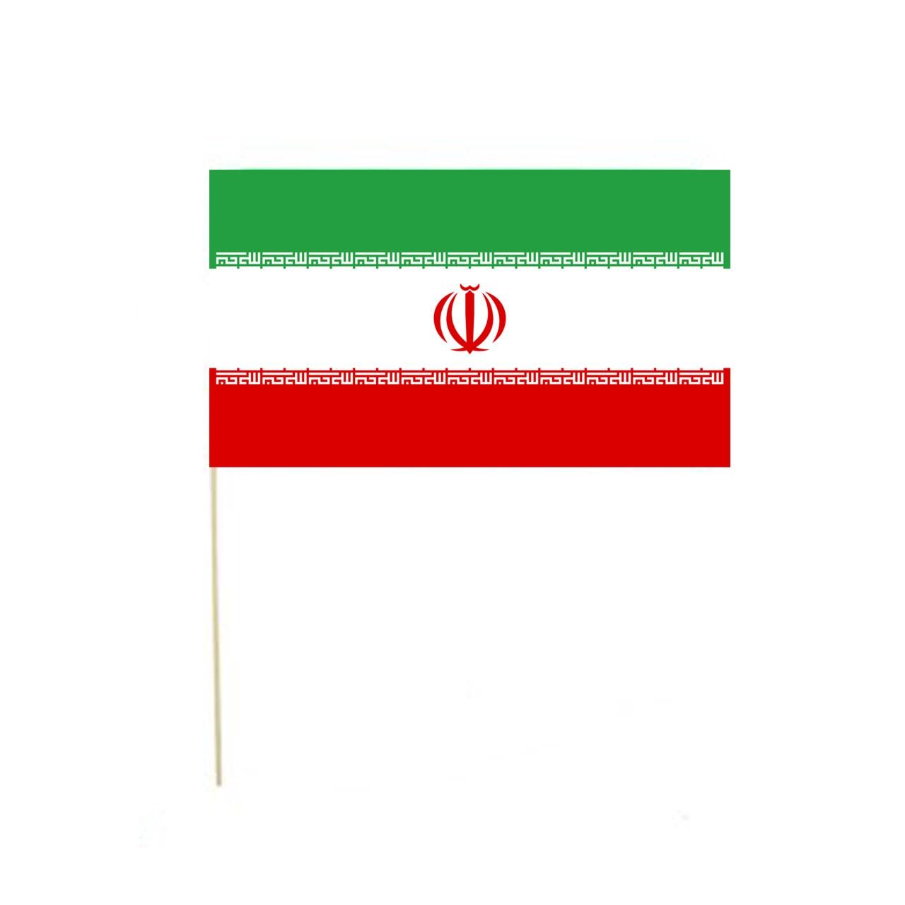 پرچم ایران بسته 3 عددی