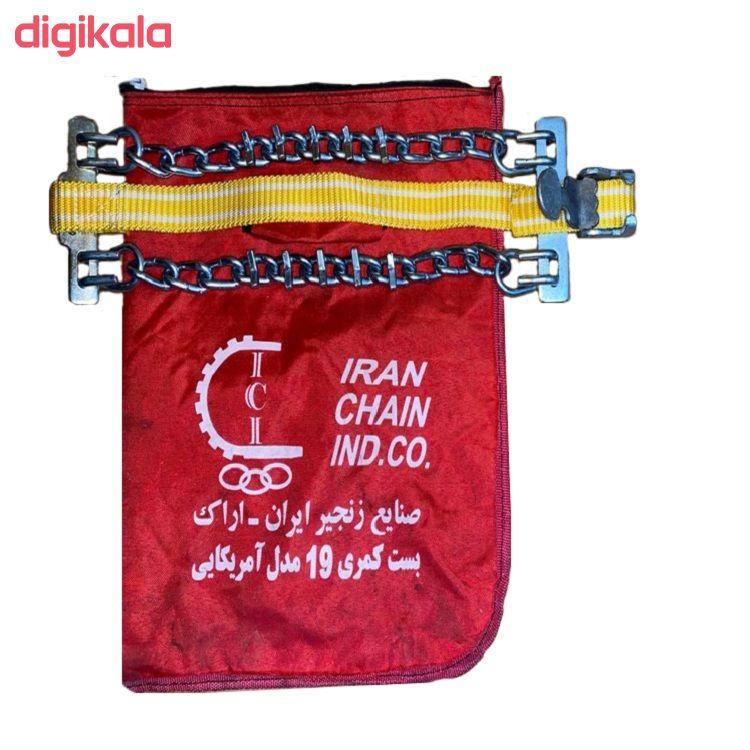 زنجیر چرخ ایران اراک کد 19  main 1 3