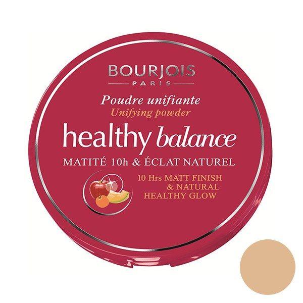 پنکیک بژ روشن بورژوآ مدل Healthy Balance Powder 53