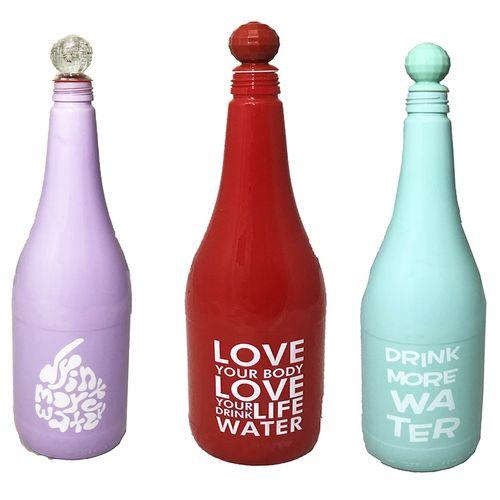 بطری آب ایرسا مدل Drink مجموعه 3 عددی