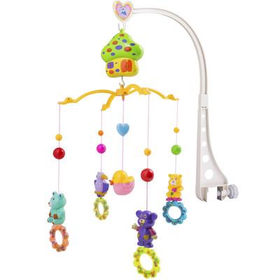 آویز تخت موزیکال کودک مدل  Happy Baby Toys Parrot