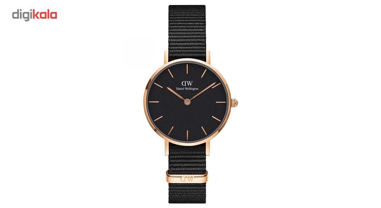 ساعت مچی عقربه ای زنانه دنیل ولینگتون مدل DW00100247