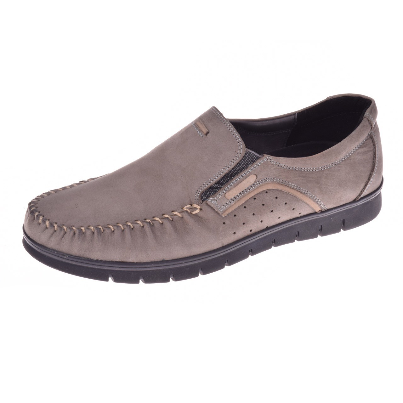 کفش مردانه پانیسا مدل Rebol-Grey