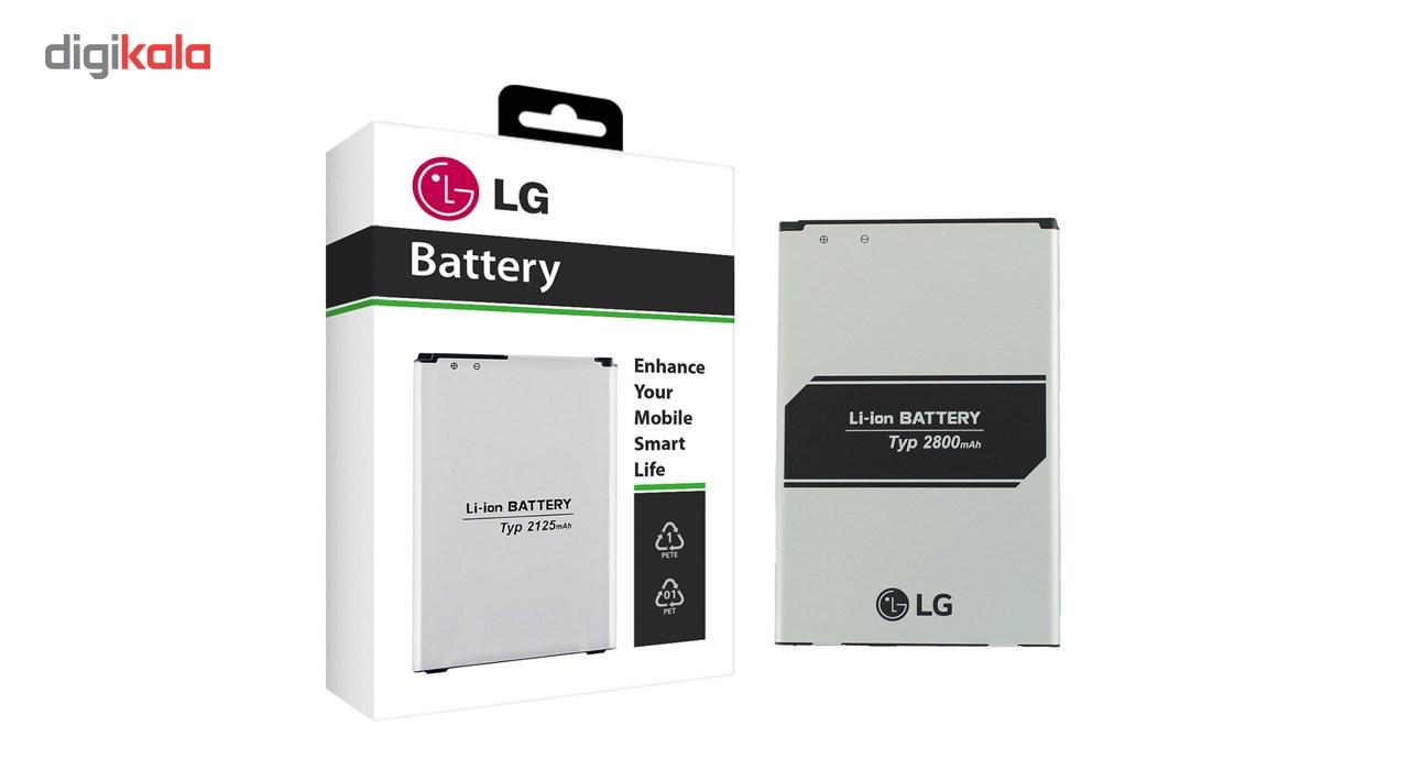 باتری موبایل مدل BL-46G1F با ظرفیت 2800mAh مناسب برای گوشی موبایل ال جی K10 2017 main 1 1