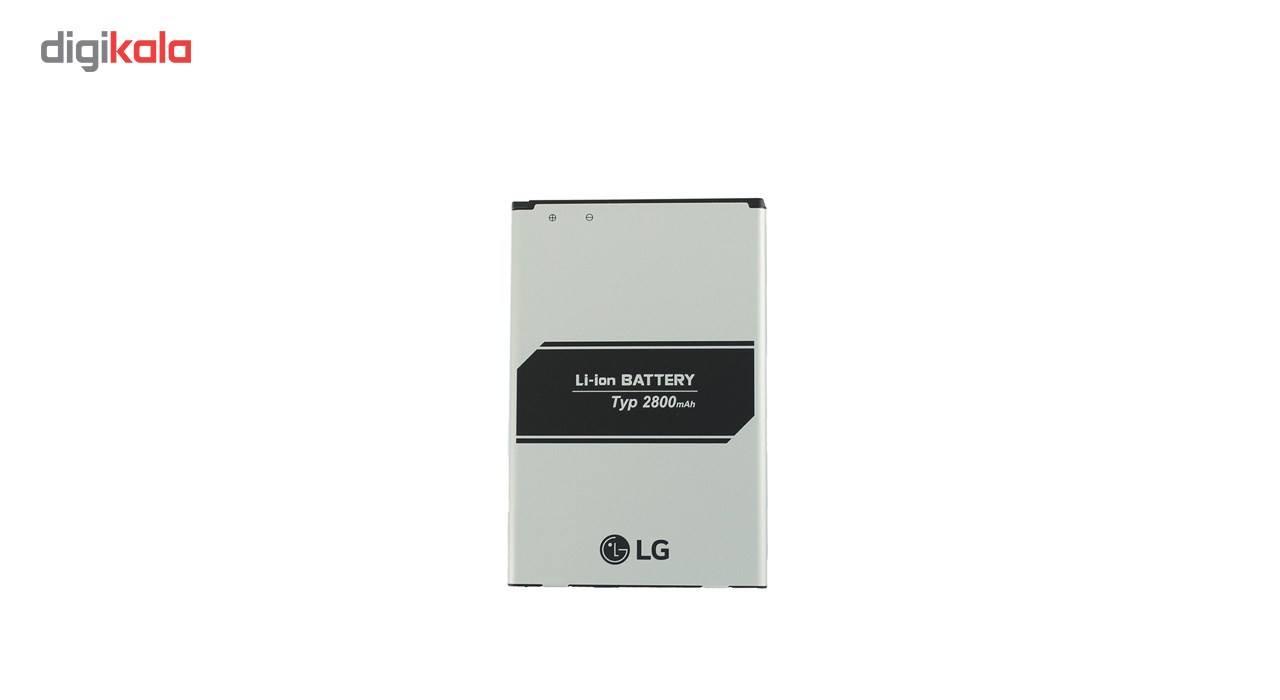 باتری موبایل مدل BL-46G1F با ظرفیت 2800mAh مناسب برای گوشی موبایل ال جی K10 2017 main 1 2