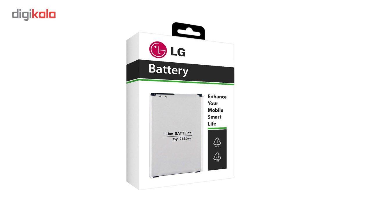 باتری موبایل مدل BL-46G1F با ظرفیت 2800mAh مناسب برای گوشی موبایل ال جی K10 2017 main 1 3
