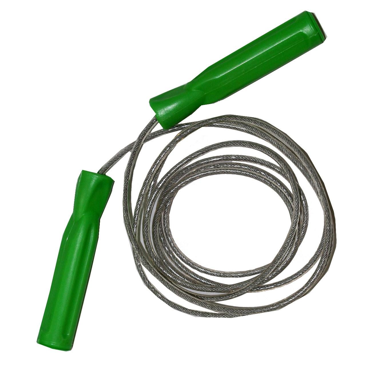 طناب ورزشی هدف ورزش مدل سیم بوکسلی