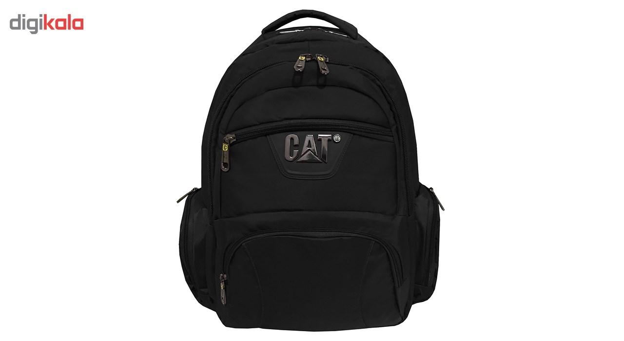 کوله پشتی لپ تاپ مدل CAT-C55 مناسب برای لپ تاپ 15.6 اینچی