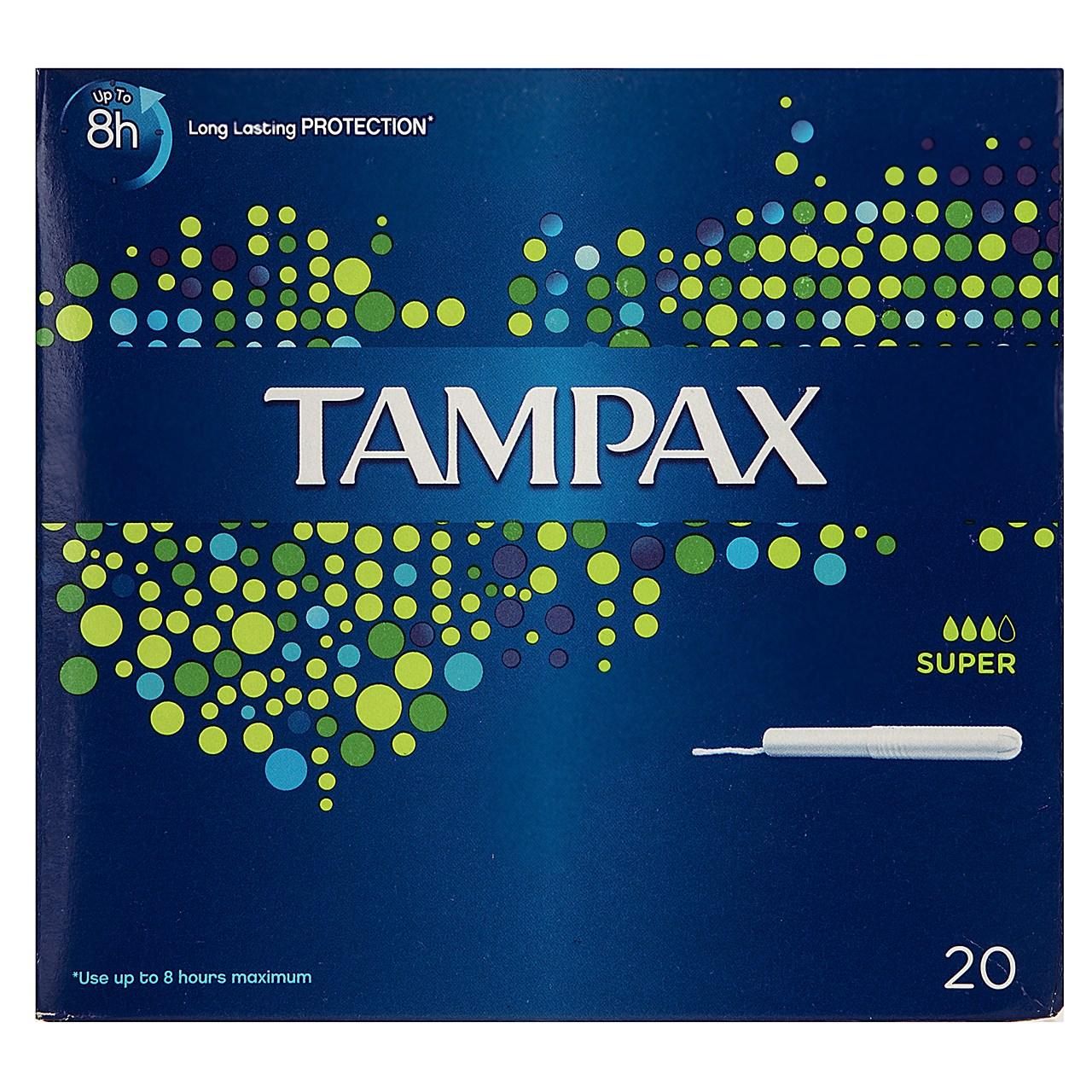 قیمت تامپون تامپکس مدل Compak Super