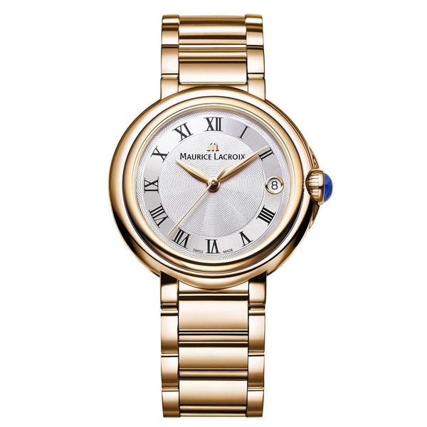 ساعت مچی عقربه ای زنانه موریس لاکروا مدل FA1004-PVP06-110-1