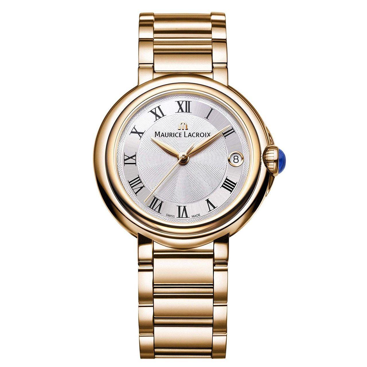 ساعت مچی عقربه ای زنانه موریس لاکروا مدل FA1004-PVP06-110-1 -  - 1