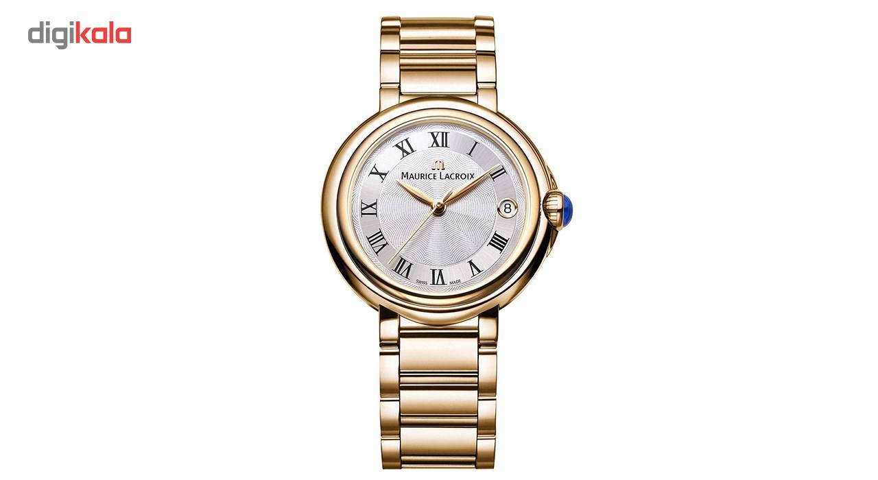 ساعت مچی عقربه ای زنانه موریس لاکروا مدل FA1004-PVP06-110-1 -  - 2