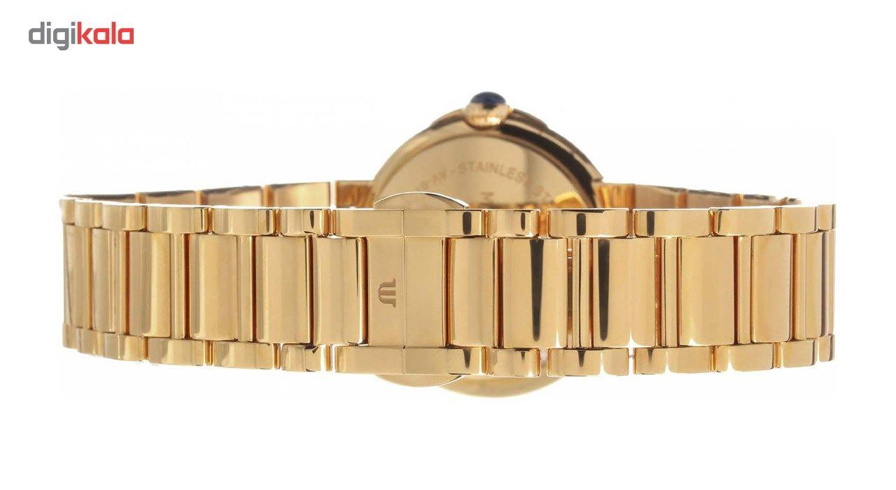 ساعت مچی عقربه ای زنانه موریس لاکروا مدل FA1004-PVP06-110-1 -  - 5