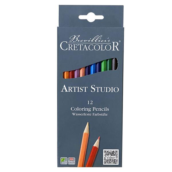 مداد رنگی 12 رنگ کرتاکالر کد 28012