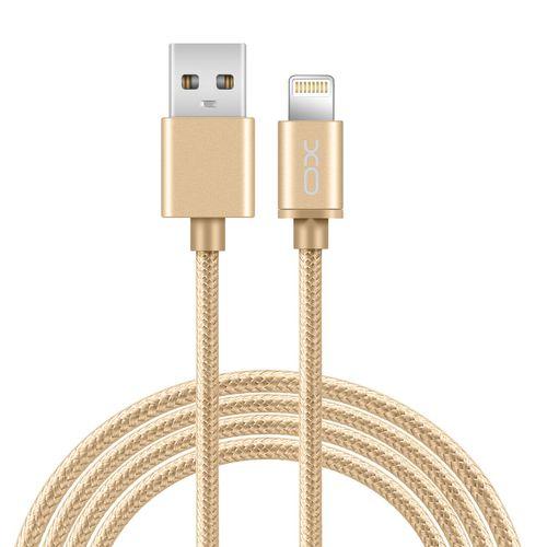 کابل تبدیل USB به لایتنینگ آیفون ایکس او مدل NB1 به طول 1 متر