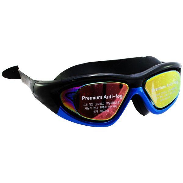 عینک شنا مدل 02 به همراه یک عدد اسپری ضد بخار