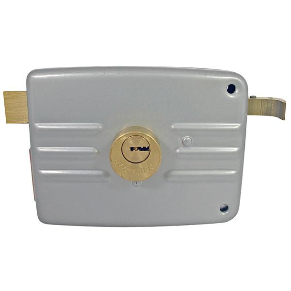 قفل در حياط بهورزان مدل PA 1822