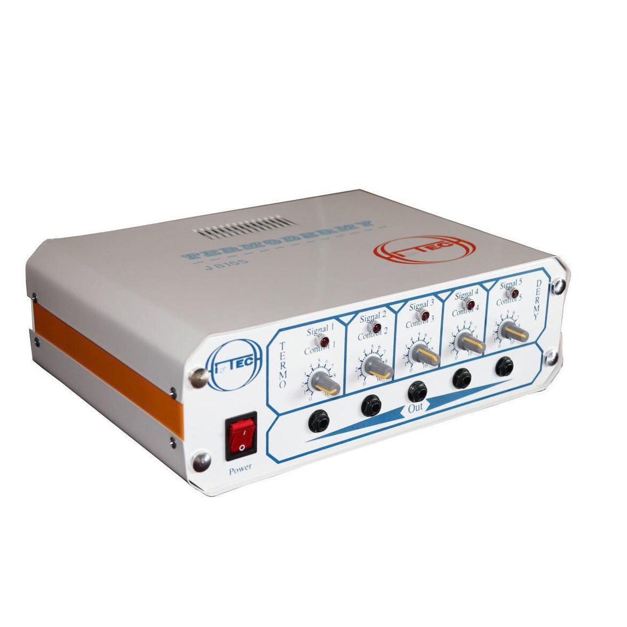 تصویر دستگاه لاغری ترمودرمی های تک مدل NT_505