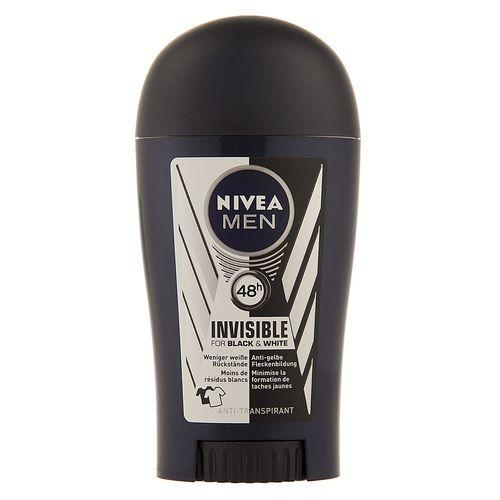 استیک ضد تعریق مردانه نیوآ مدل Invisible Black And White حجم 40 میلی لیتر