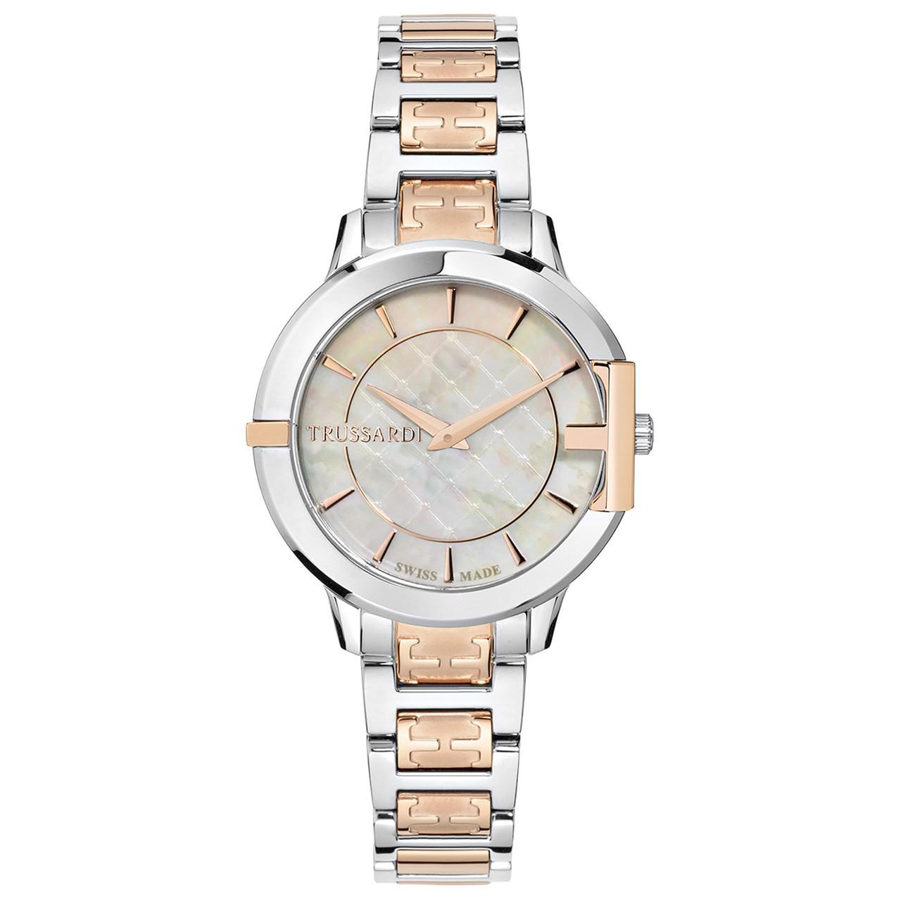 ساعت مچی عقربه ای زنانه تروساردی مدل TR-R2453114505
