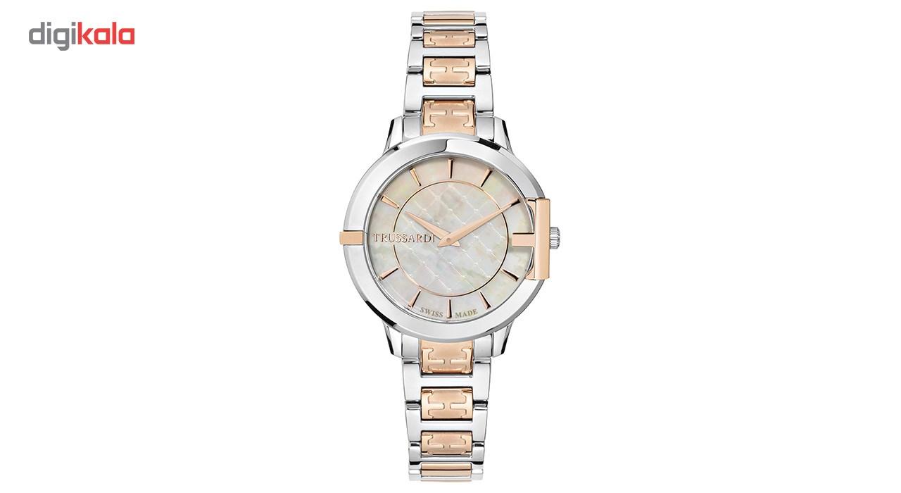 ساعت زنانه برند تروساردی مدل TR-R2453114505