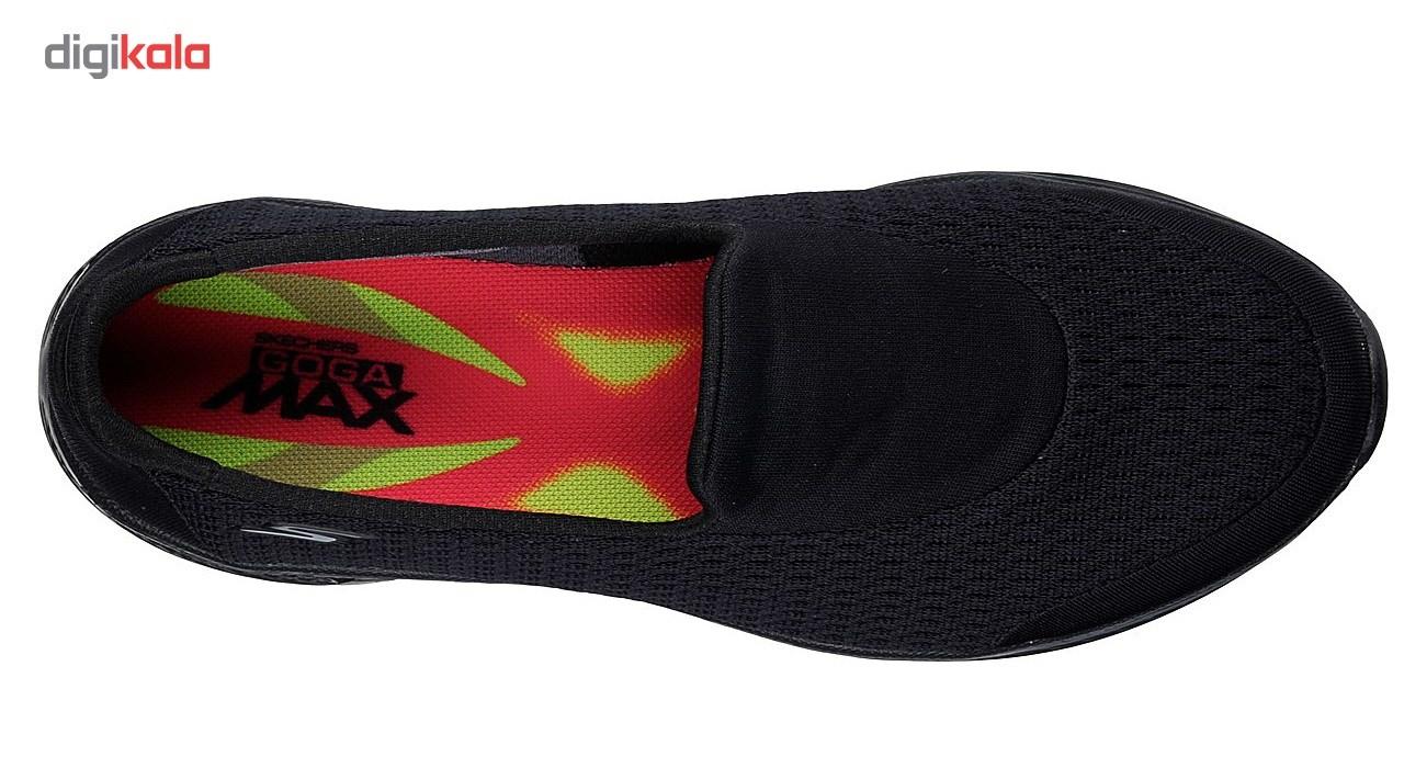 کفش راحتی زنانه اسکچرز مدل 14148BBK