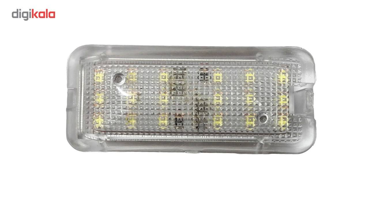 چراغ صندوق و داشبورد پژو مدل تک لایت main 1 1