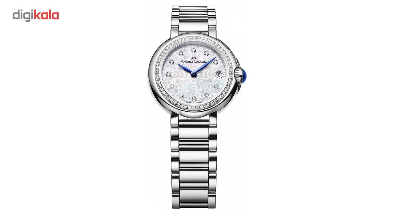 ساعت مچی عقربه ای زنانه موریس لاکروا مدل FA1003-SD502-170-1 -  - 2