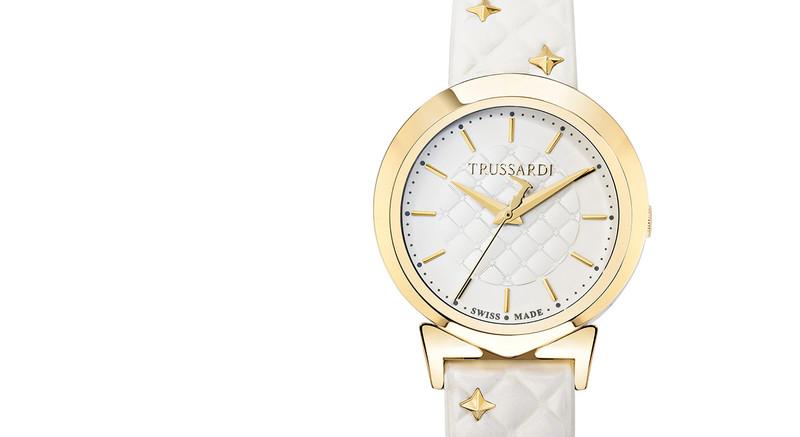 ساعت مچی عقربه ای زنانه تروساردی مدل TR-R2451105503