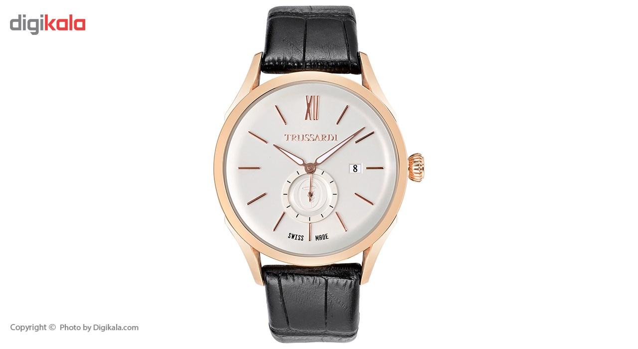 خرید ساعت مچی عقربه ای مردانه تروساردی مدل TR-R2451105006