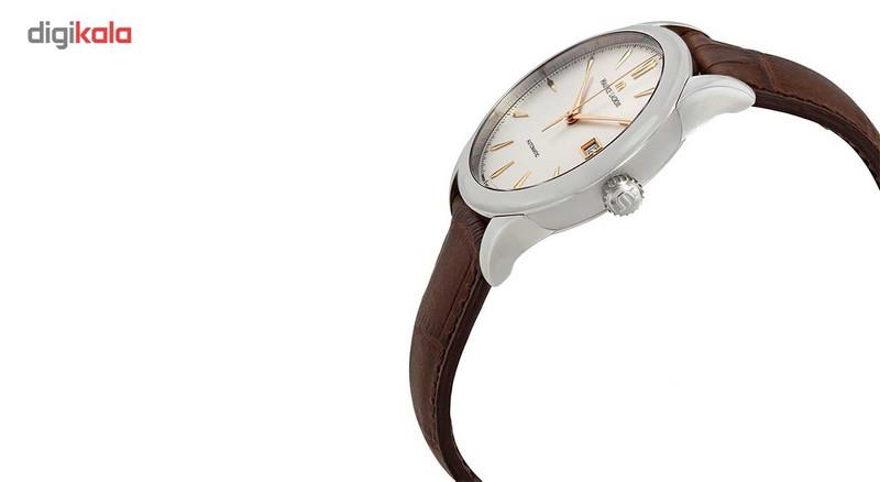 ساعت مچی عقربه ای موریس لاکروا مدل LC6098-SS001-131-2