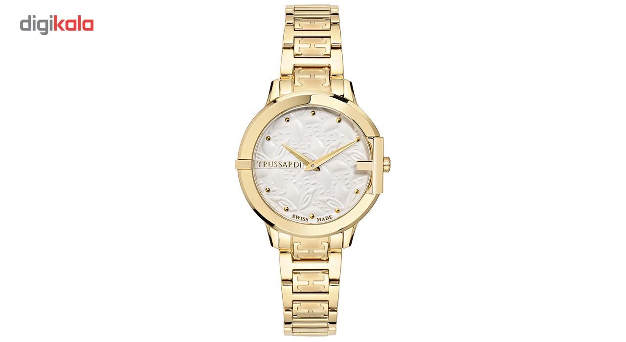 ساعت زنانه برند تروساردی مدل TR-R2453114501