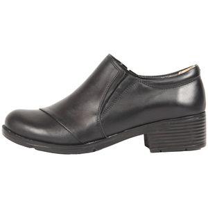 کفش زنانه چرم چهلستون  کد 620B