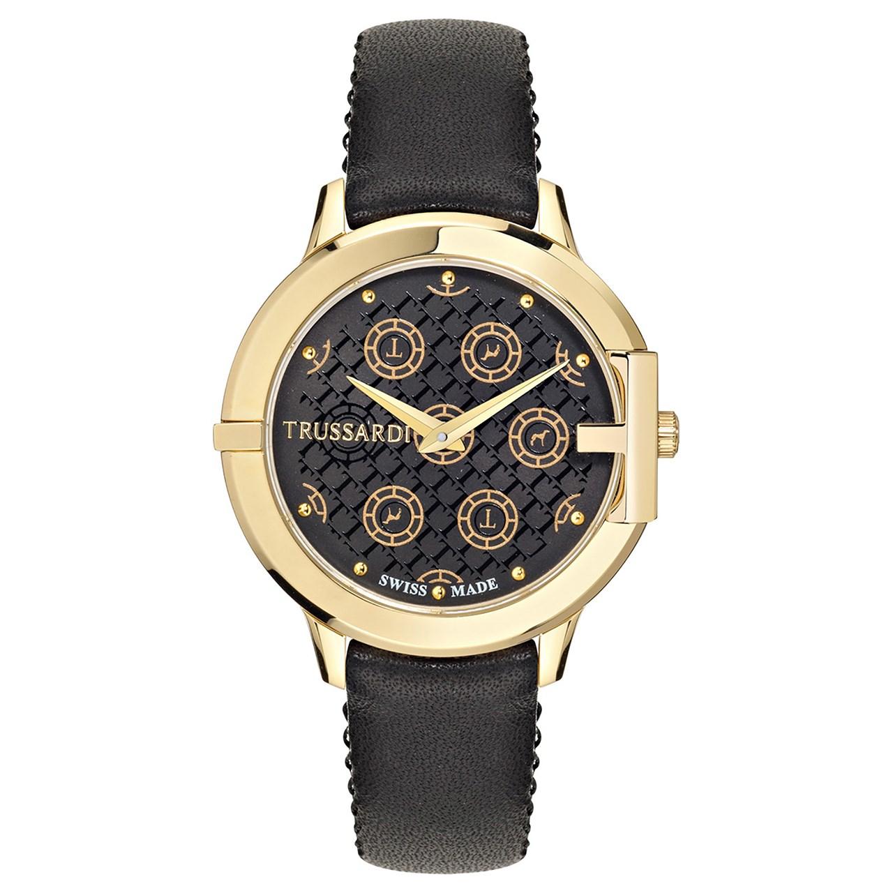 خرید ساعت مچی عقربه ای زنانه تروساردی مدل TR-R2451114502