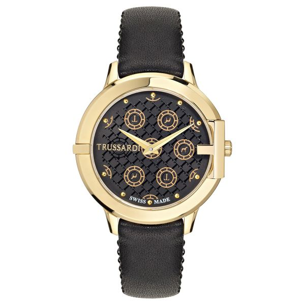 ساعت مچی عقربه ای زنانه تروساردی مدل TR-R2451114502