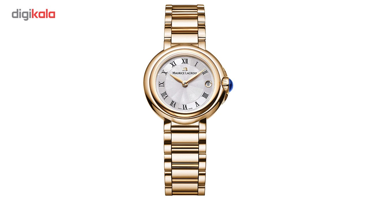 ساعت  زنانه موریس لاکروا مدل FA1003-PVP06-110-1