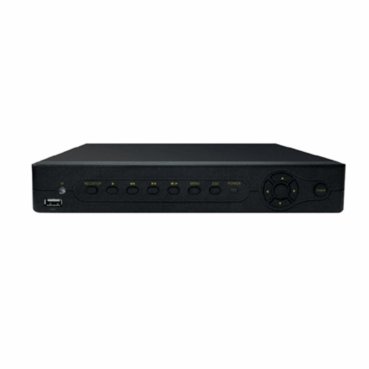 ضبط کننده ویدئویی دوربین مداربسته سینتکس DVR 4001A