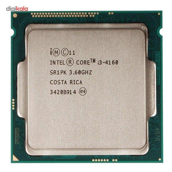 پردازنده مرکزی اینتل سری Haswell مدل Core i3-4160 main 1 2