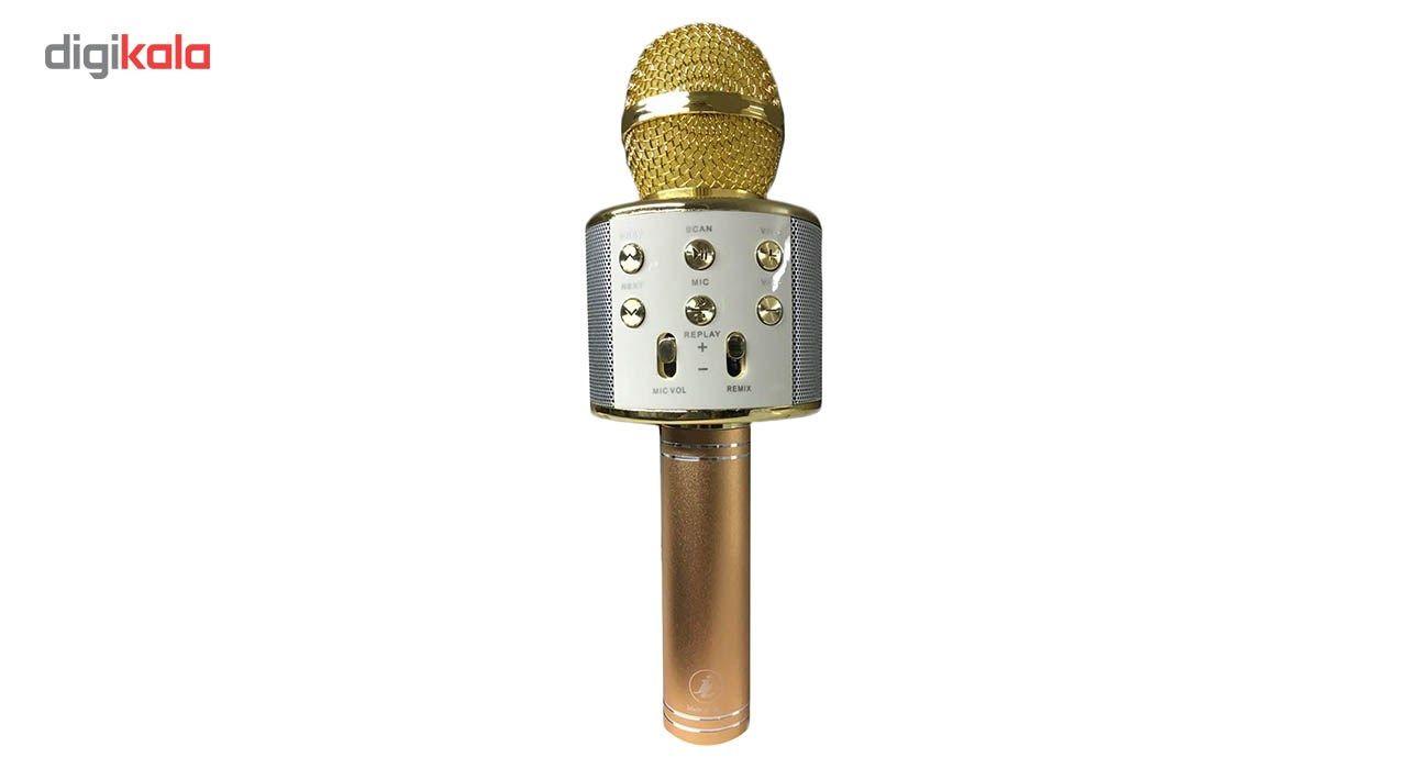 اسپیکر بلوتوثی مدل 858 main 1 1