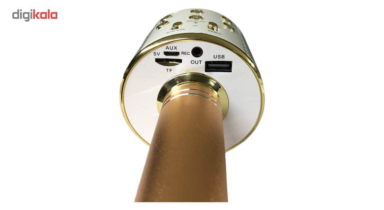 اسپیکر بلوتوثی مدل 858 main 1 2