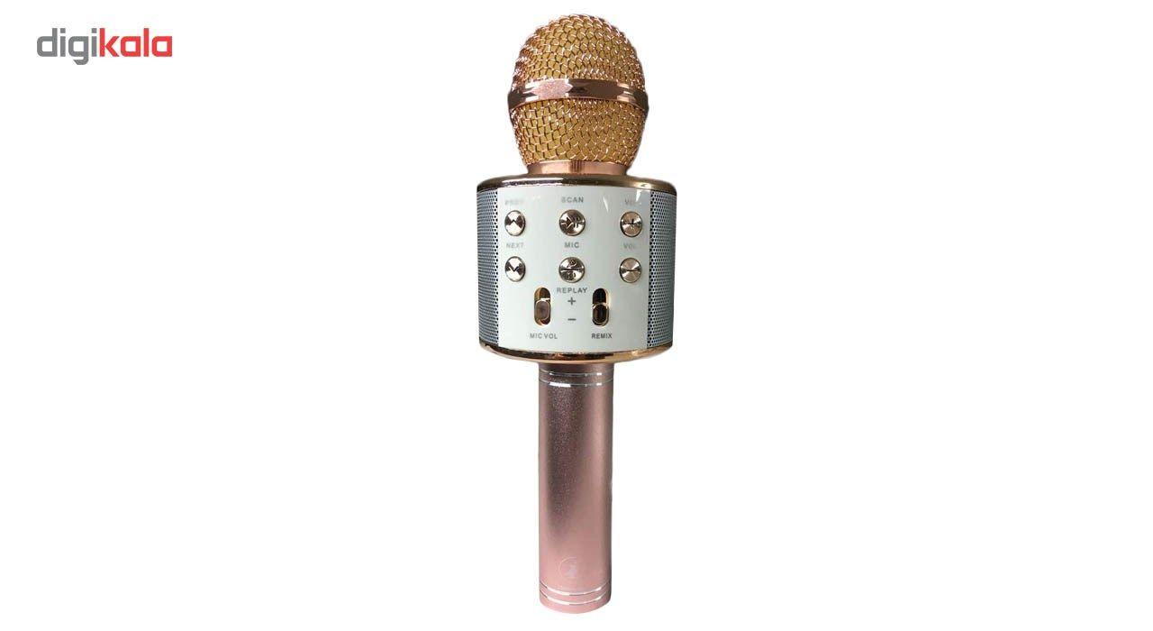 اسپیکر بلوتوثی مدل 858 main 1 6