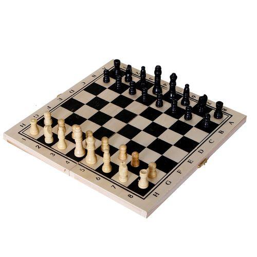 شطرنج چوبی ترنم مدل Istanbul