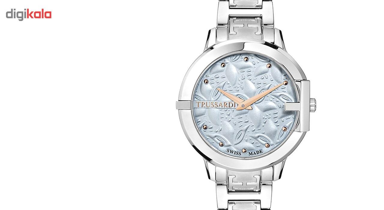 ساعت مچی عقربه ای زنانه تروساردی مدل TR-R2453114507