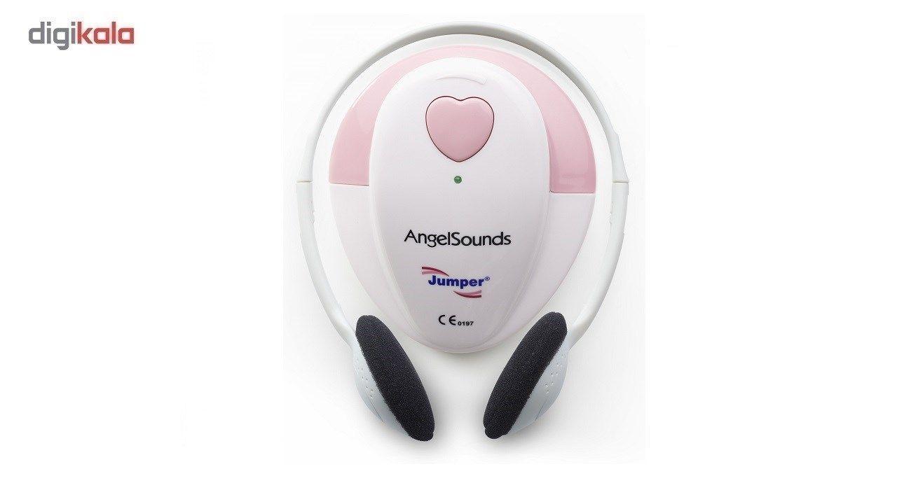 دستگاه شنود و ضبط صدای قلب جنین جامپر مدل ZM 100S  Jumper ZM 100S Fetal Doppler