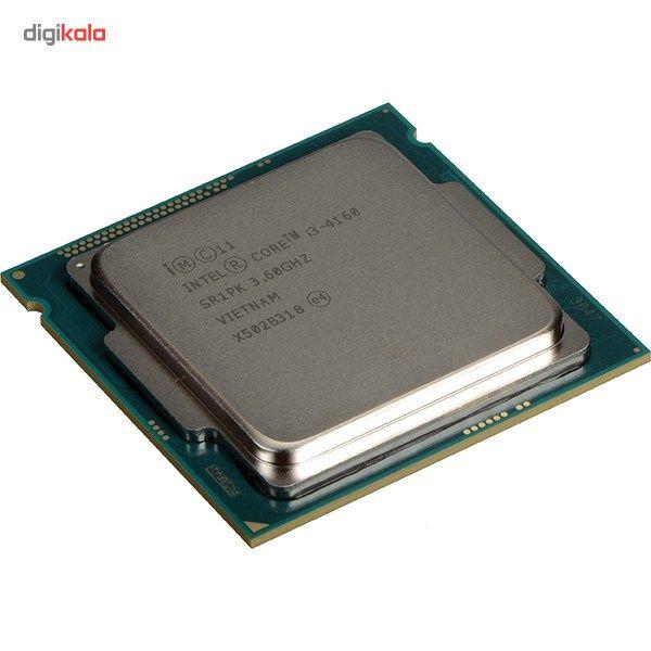 پردازنده مرکزی اینتل سری Haswell مدل Core i3-4160 main 1 3