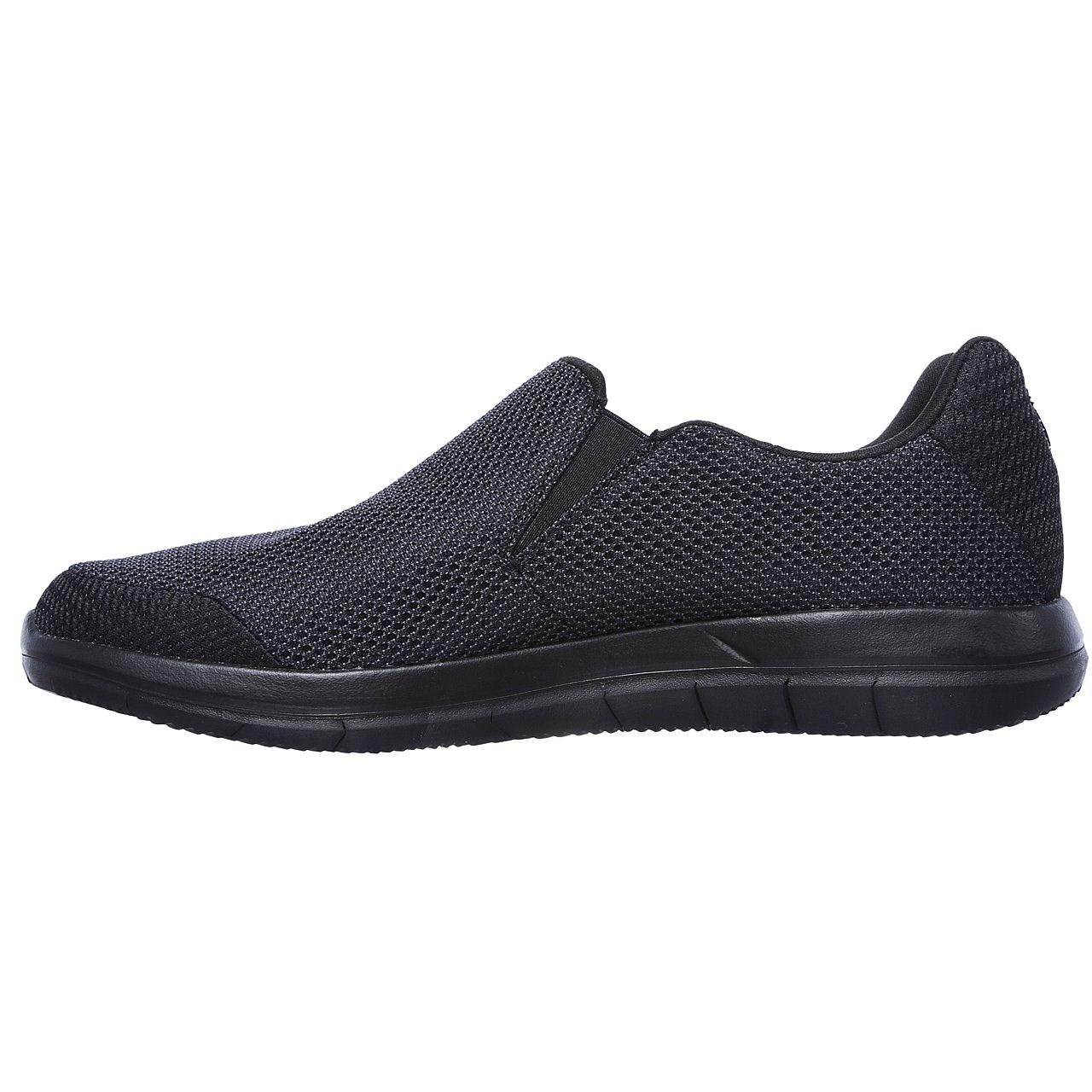 قیمت کفش راحتی مردانه اسکچرز مدل 54015BBK