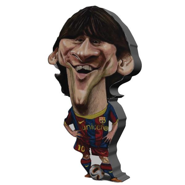 استیکر چوبی مسی بانیبو مدل Messi