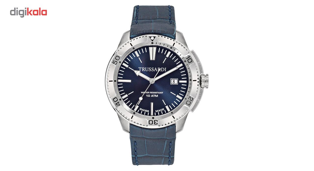 خرید ساعت مچی عقربه ای مردانه تروساردی مدل TR-R2451101002