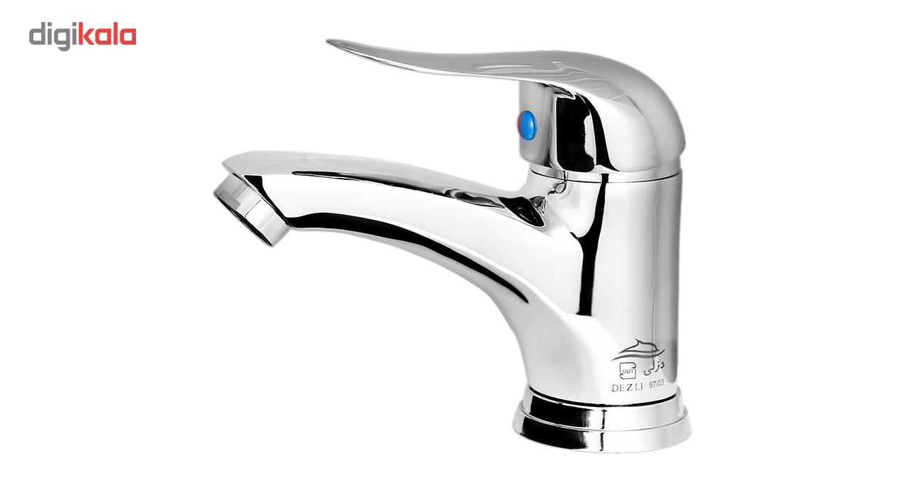 شیر روشویی دزلی مدل اکو Dezli Eco Basin Faucet